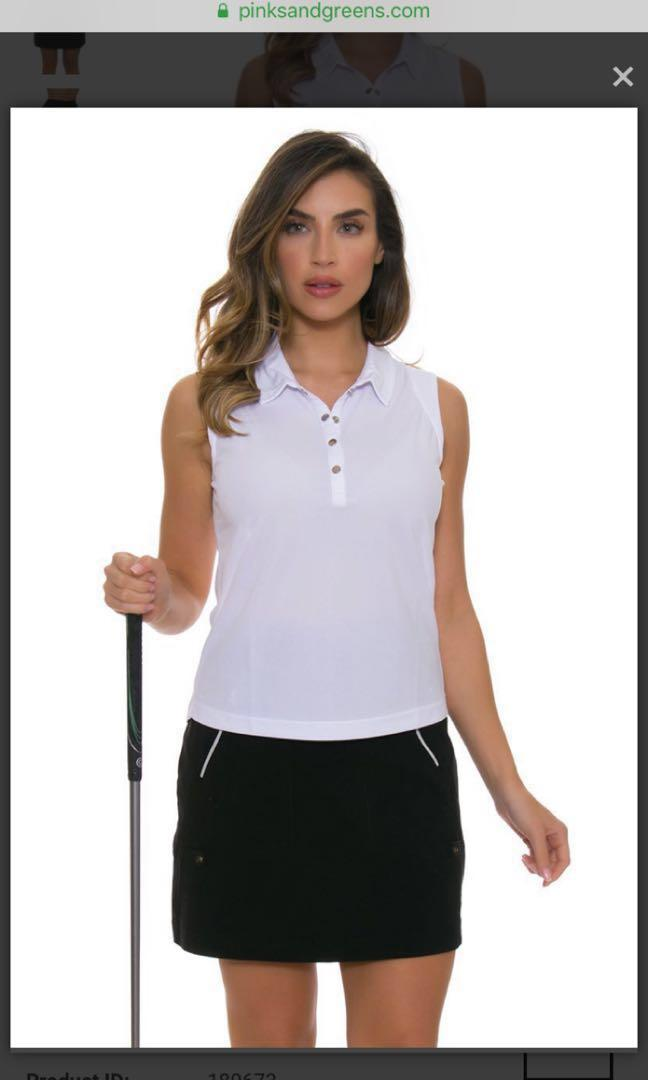 Jamie Sadock Women's Basics Skinnylicious Pull On Golf Skort