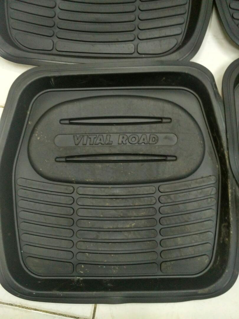 Karpet mobil
