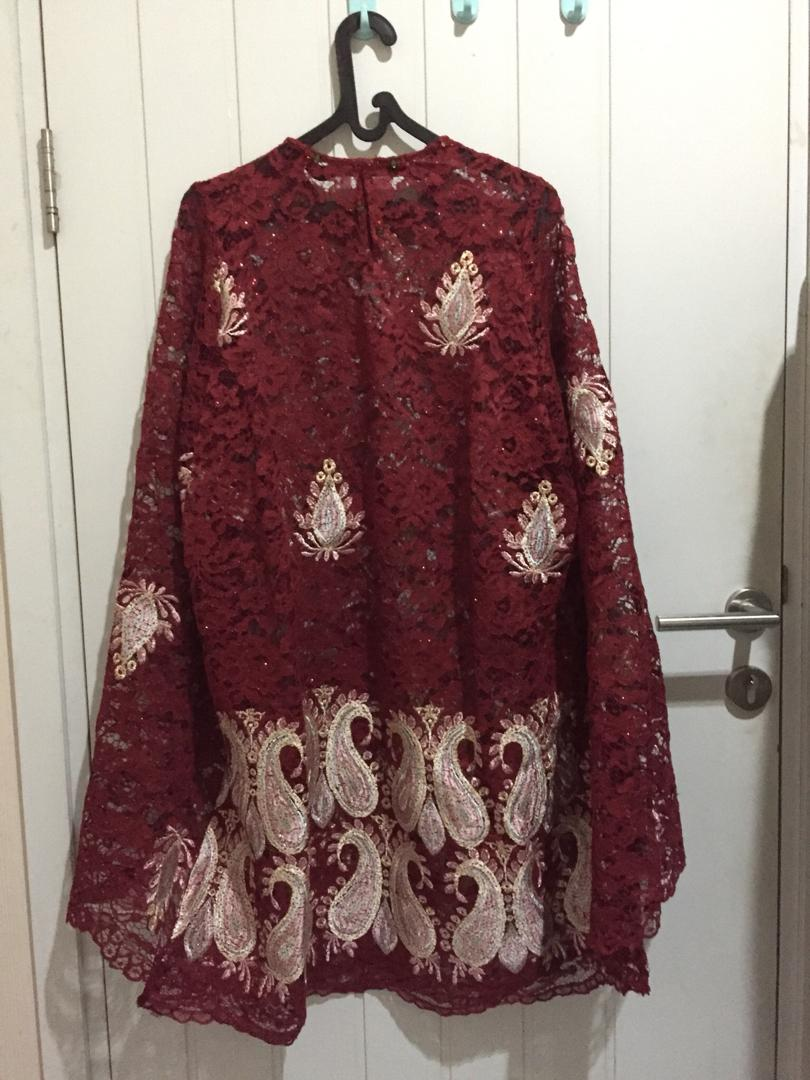 Kebaya Brokat/ dress pesta