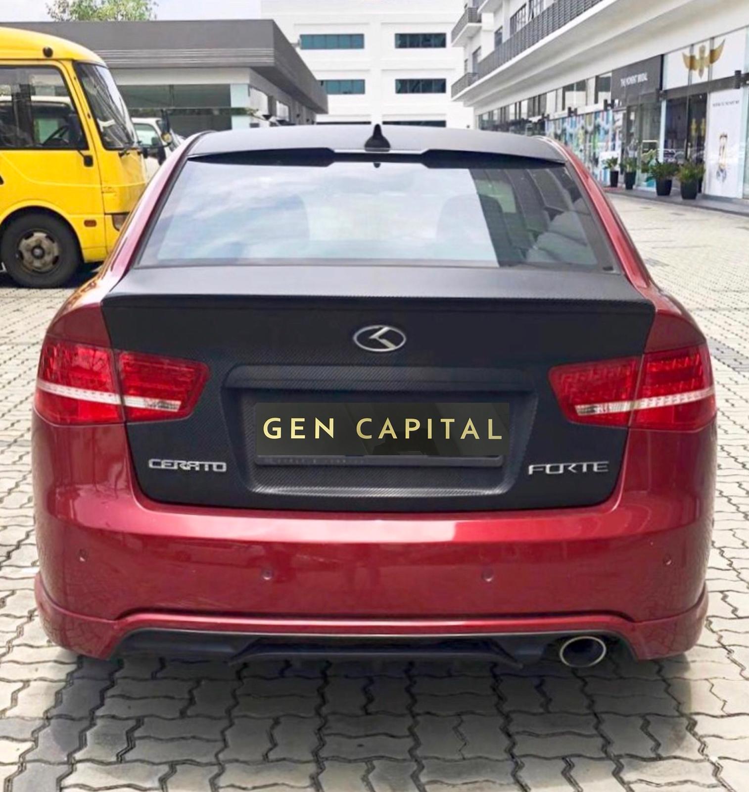 Kia Cerato Forte 1.6A  Grab Gojek Ryde Tada & Non PHV Car Rental in Singapore!