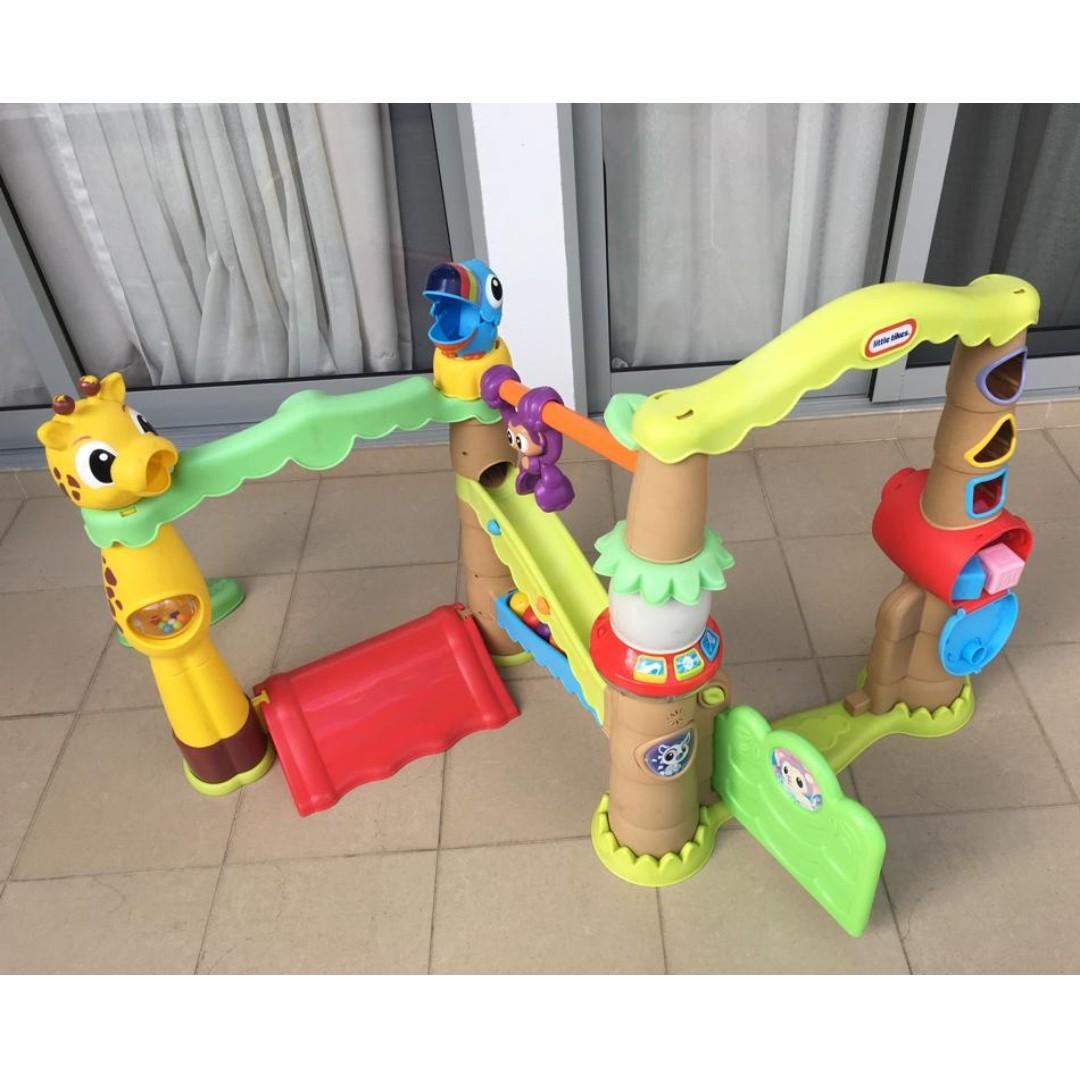 Little Tikes Light N Go Activity Garden Treehouse Babies Kids Toys Walkers On Carousell