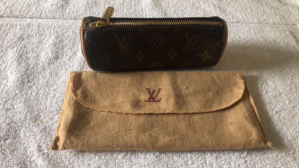 Louis Vuitton Pencil Case Papillon