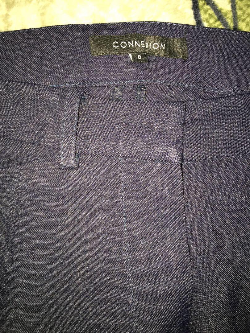 #mauthr Connexion Navy Pants