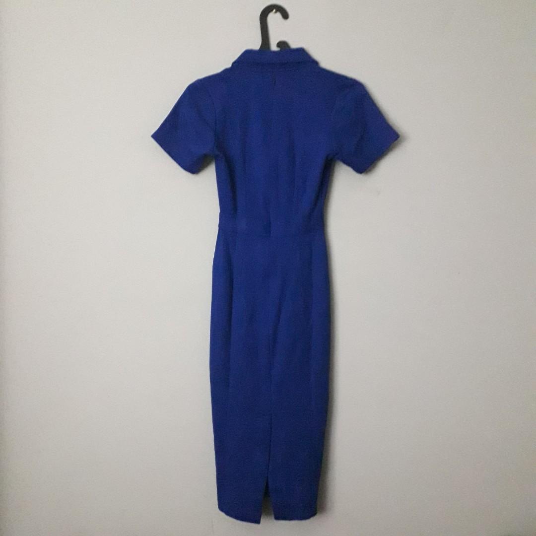 #mauthr Midi dress
