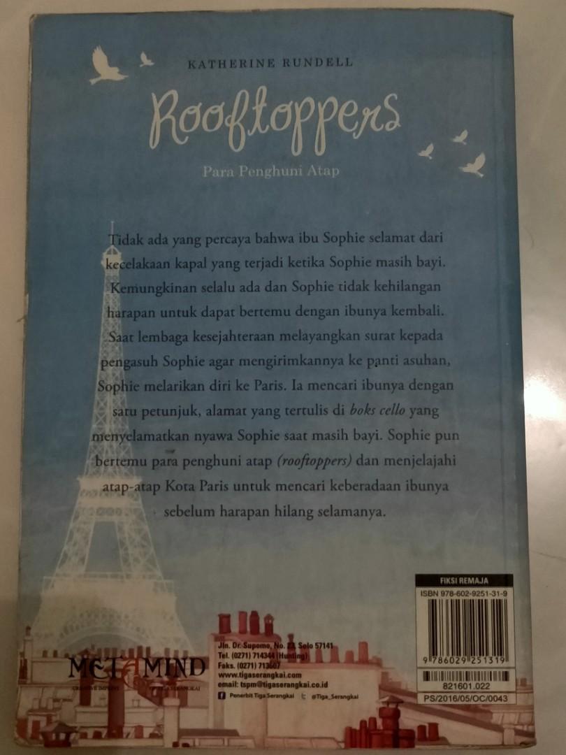 #mauthr Novel Terjemahan