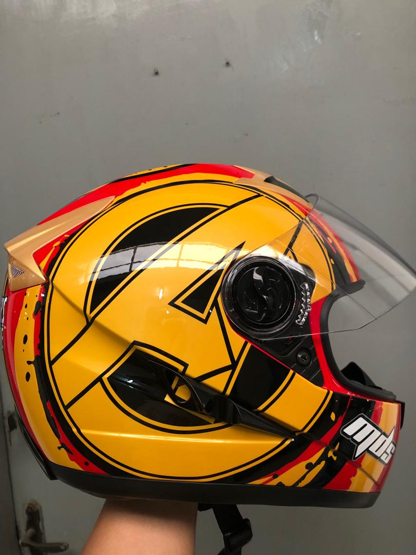 Helm MDS Provent Avengers