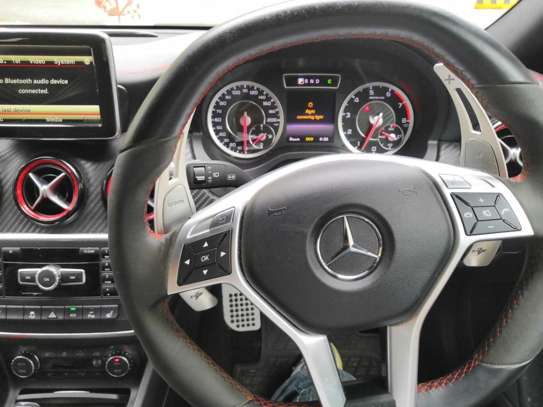 MERCEDES-BENZ A45 Edition One 2013