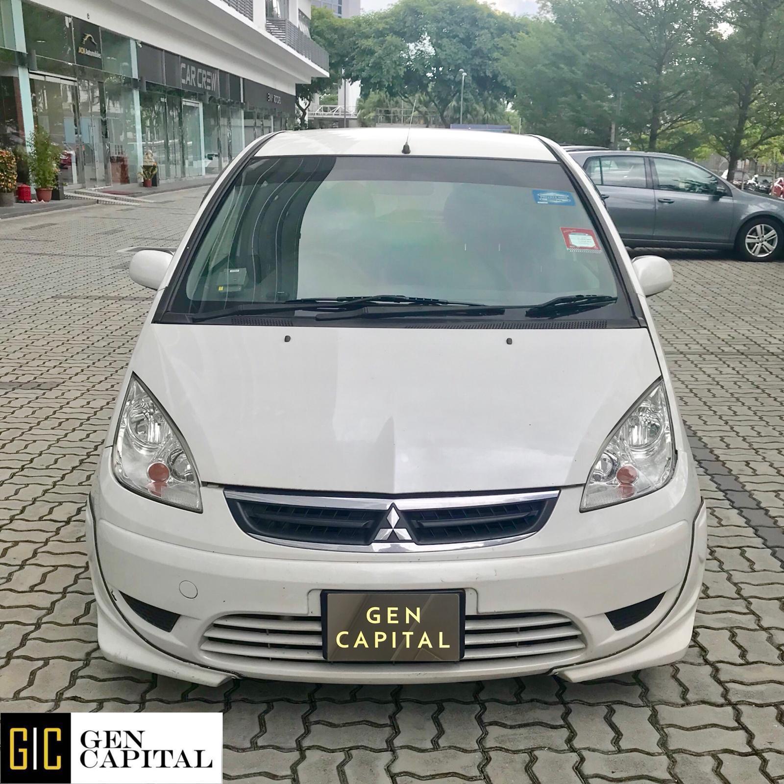 Mitsubishi Coltplus 1.5A Grab Gojek Ryde Tada & Non PHV Car Rental in Singapore!