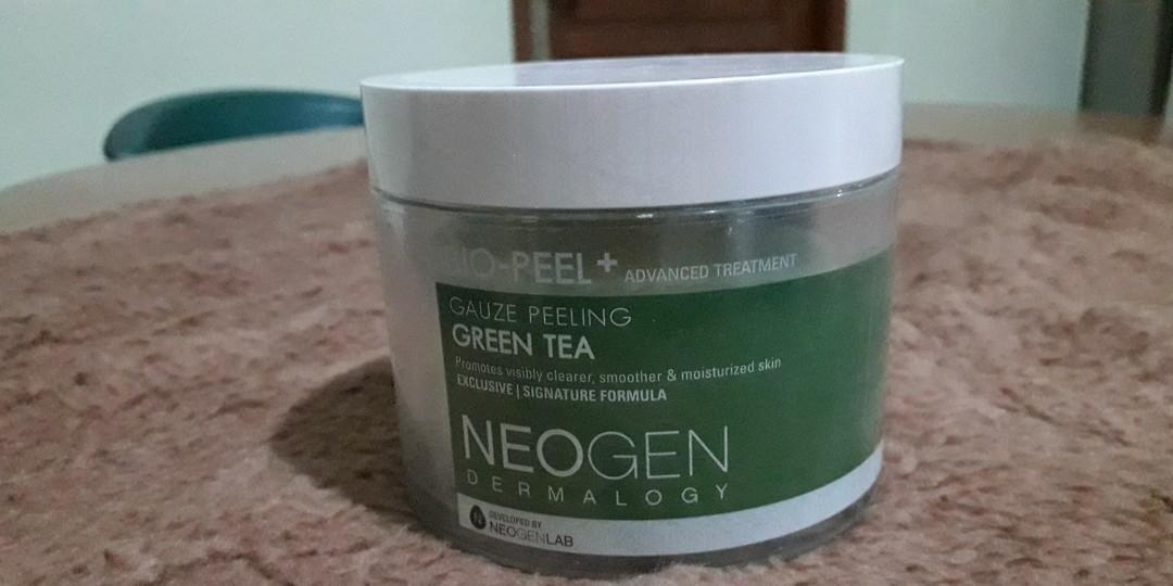 Neogen Greentea #mauthr