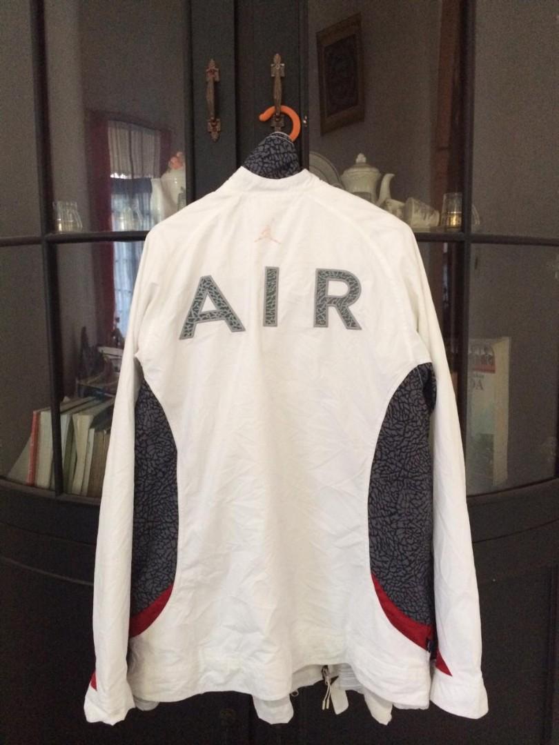 Nike air jordan vintange jacket