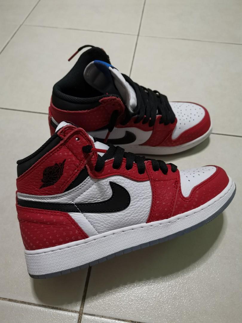 Nike Jordan 1 SpiderMan Original Story