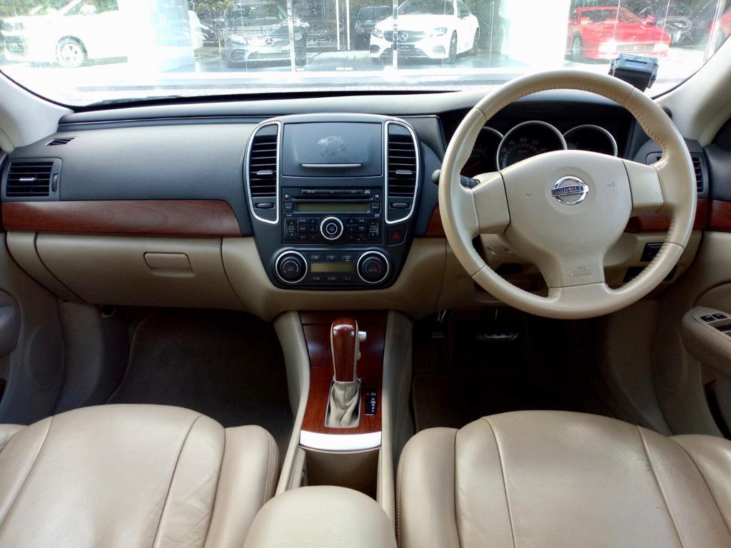 Nissan Sylphy 1.5A Grab Gojek Ryde Tada & Non PHV Car Rental in Singapore!