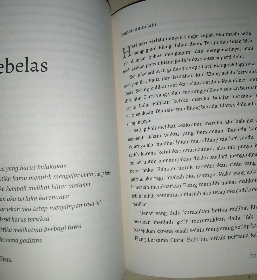 "Novel Bekas, ""Remorse"""