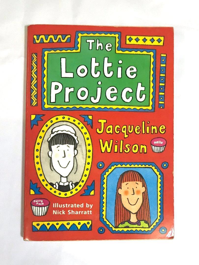 Novel The Lottie Project Jacqueline Wilson #mauthr
