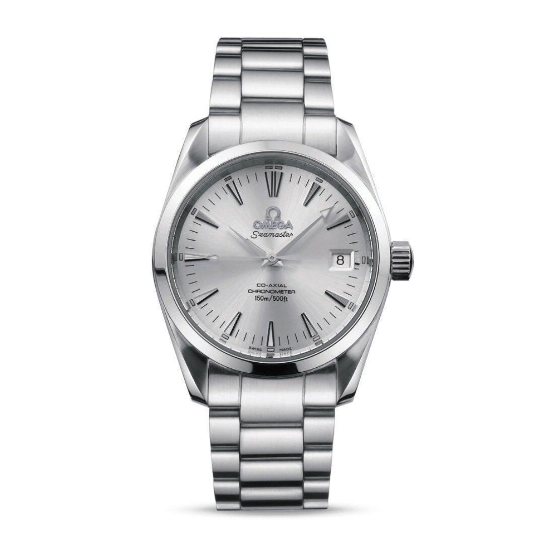 Omega Seamaster Aqua Terra Chronometer 2504.30.00