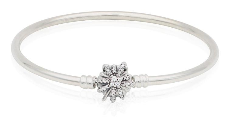 Pandora limited edition the best is yet to come fireworks bangle