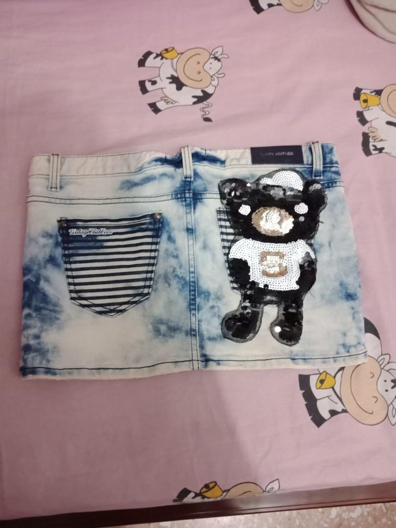 rok jeans bear