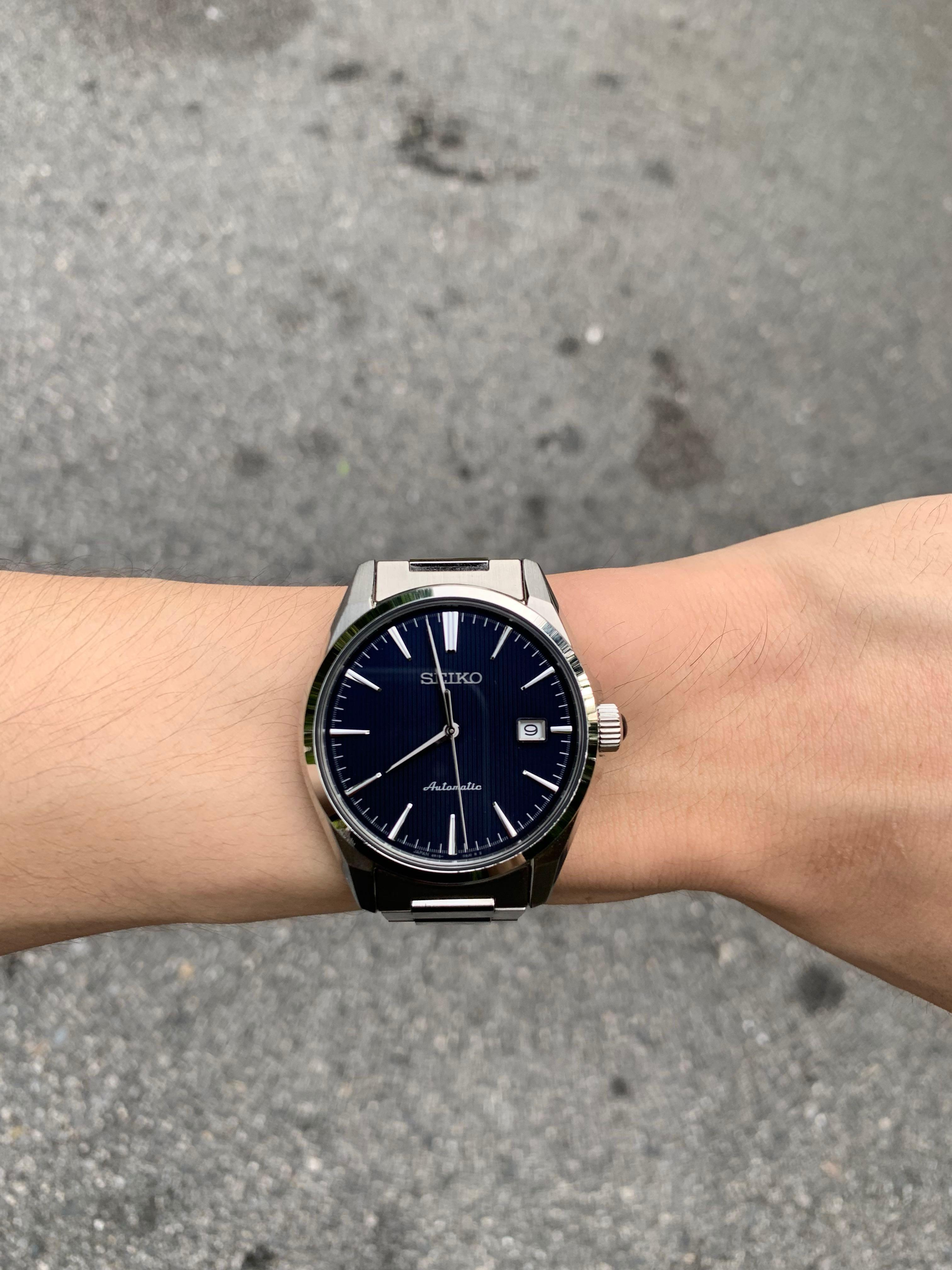 new product 5e080 c52ce Seiko SARX045, Men's Fashion, Watches on Carousell