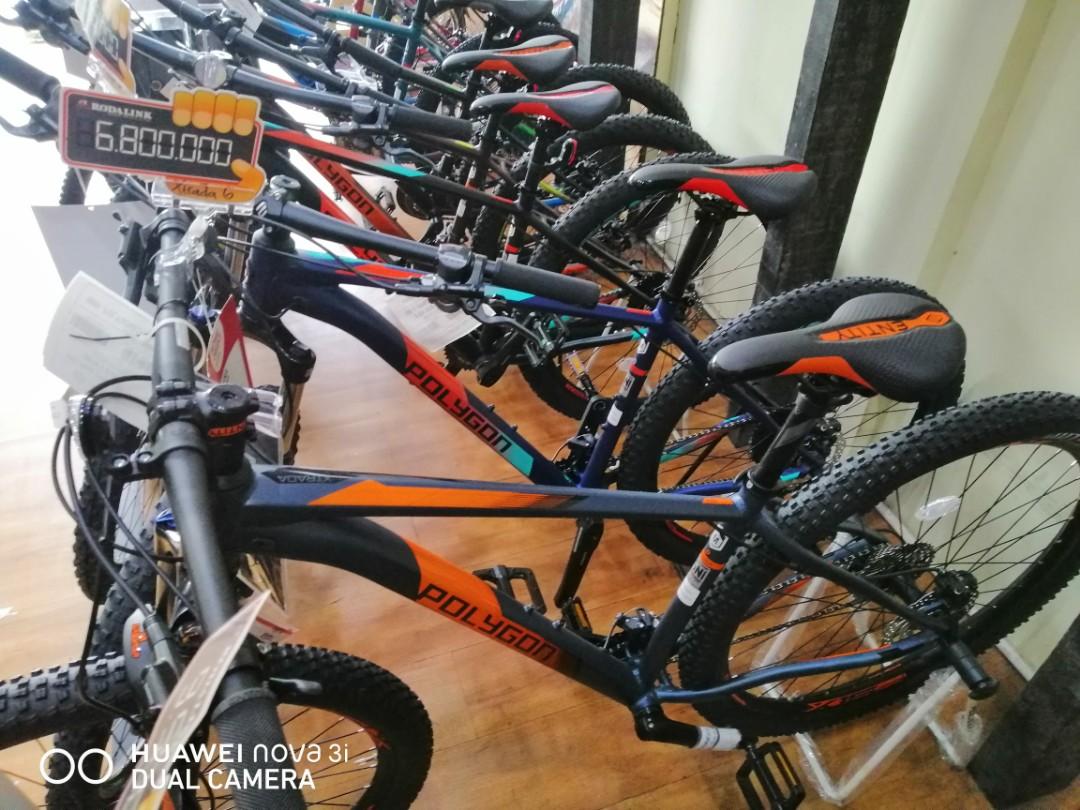 Sepeda Polygon Xtrada 6 Cicilan Tanpa Kartu Kredit Olah Raga Sepeda Di Carousell