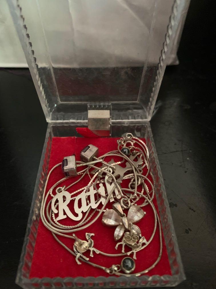 Silver 925 banyak macam