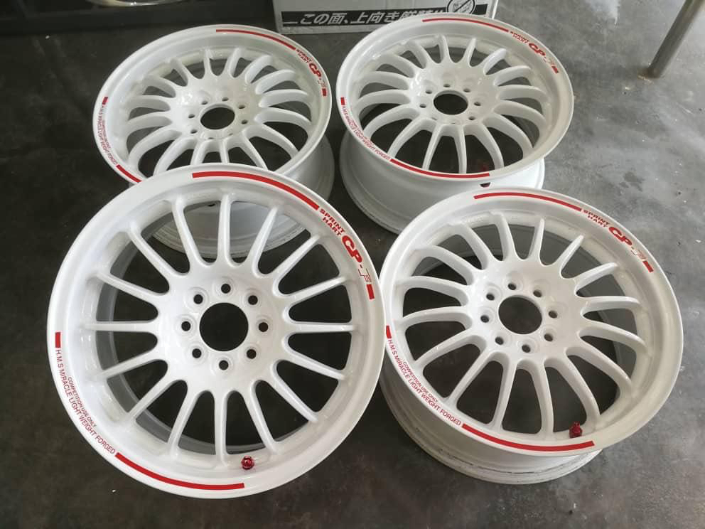 SSR Hart racing cpf made in japan