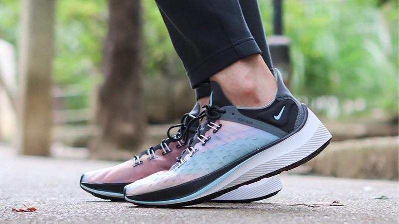 STEAL!!) Nike EXP-X14 QS Wolf Grey, Men