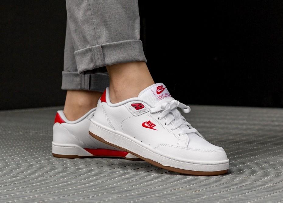 STEAL!!) Nike Grandstand II Premium Red