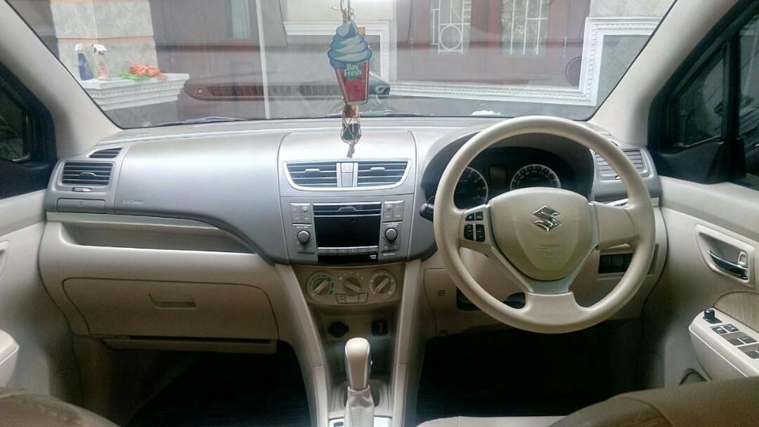 Suzuki Ertiga Type GX AT Tahun 2015