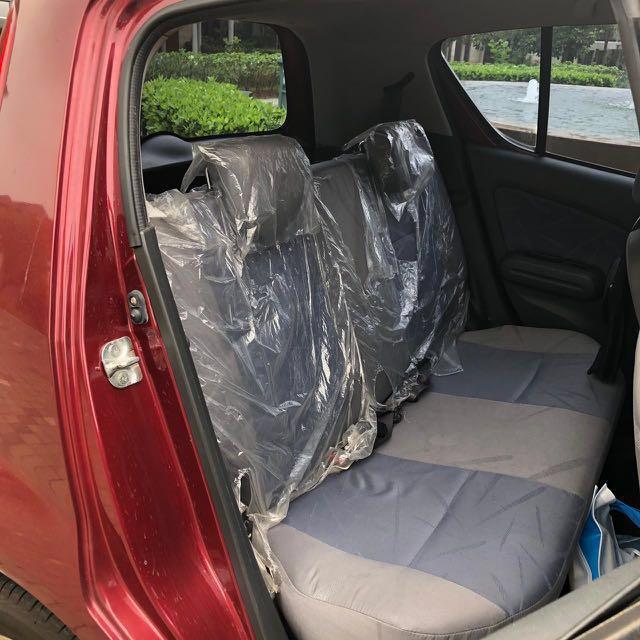 Suzuki Splash 2012 MT