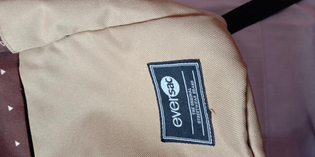 Eversac backpack -Tas ransel wanita-