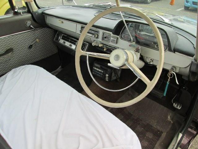TOYOTA CORONA 1964 古董車(價錢面議)
