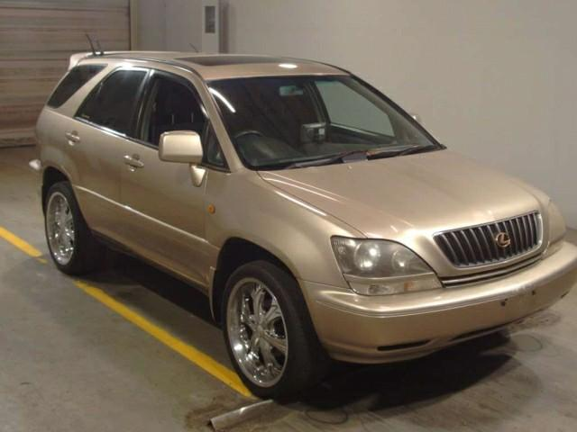 TOYOTA HARRIER 3.0 S Package(價錢而議)