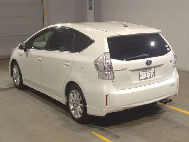 TOYOTA PRIUS ALPHA S Touring Selection 2011  (價錢面議)