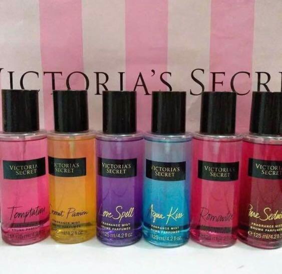 Victoria Secret Body Mist NEW TERMURAH