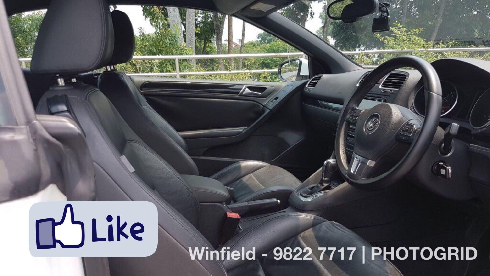 Volkswagen Golf 1.4 Cabriolet TSI DSG Auto