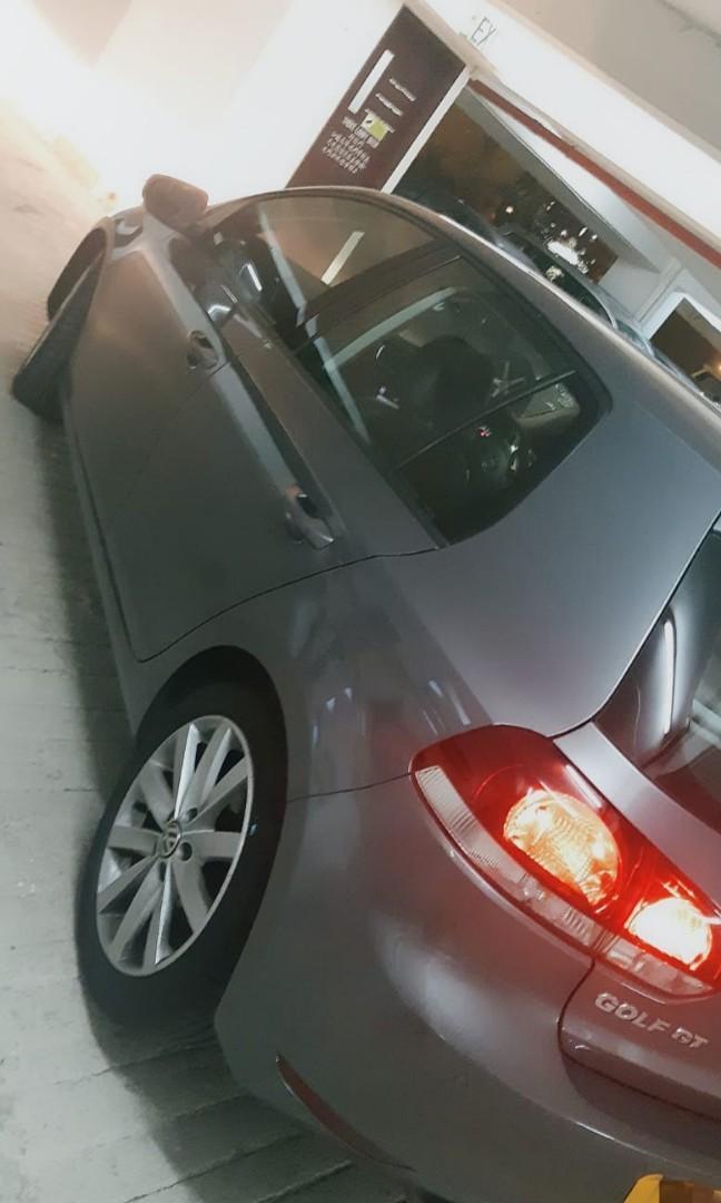 VOLKSWAGEN GOLF 1.4  GT 2011