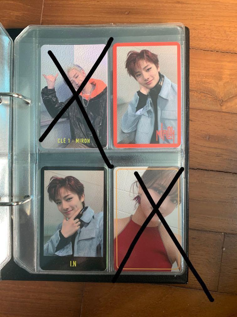 WTT JEONGIN/I.N pc to hyunjin/felix any ver (miroh only)