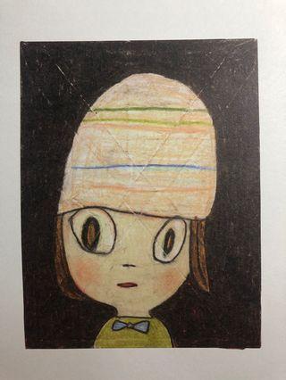 🚚 [正品]奈良美智絕版海報