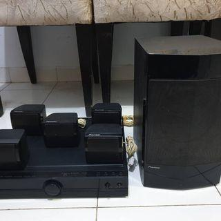 Home theatre Pioneer HTZ-121DVD