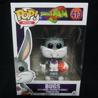 Pop Movies - Space Jam Bugs bunny Funko pop