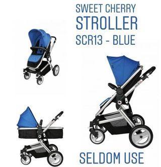 Sweet Cherry Stroller