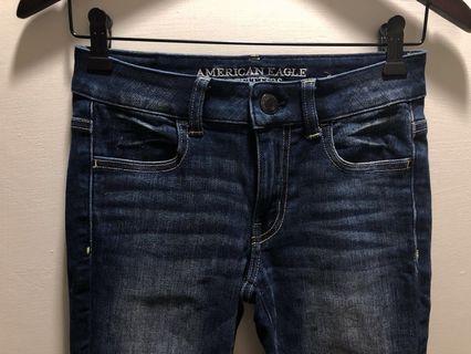 二手。American eagle牛仔褲