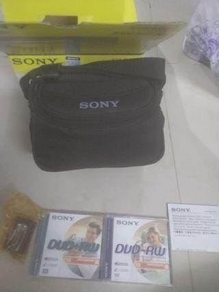 Sony handycam starter kit