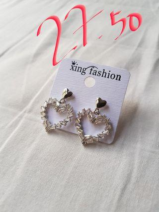 5 pairs Fashion Earrings