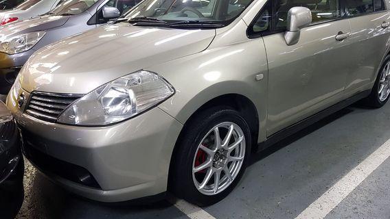 Nissan Latio $330 Weekly
