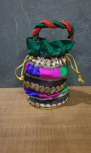 🚚 Bag - colourful clutch purse