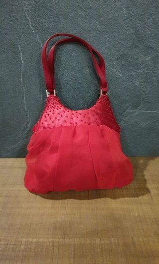 🚚 Bag - red
