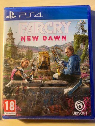 🚚 FARCRY New Dawn BNIB