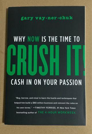 🚚 Gary Vaynerchuk Crush it!