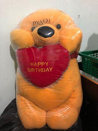 Giant Pooh For everyone